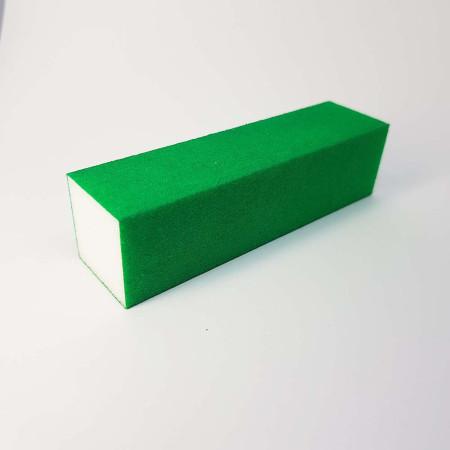 Brúsny blok - neón zelený 240/240 NechtovyRAJ.sk - Daj svojim nechtom všetko, čo potrebujú