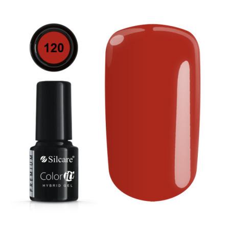 Gél lak Color IT Premium 120 6 ml NechtovyRAJ.sk - Daj svojim nechtom všetko, čo potrebujú