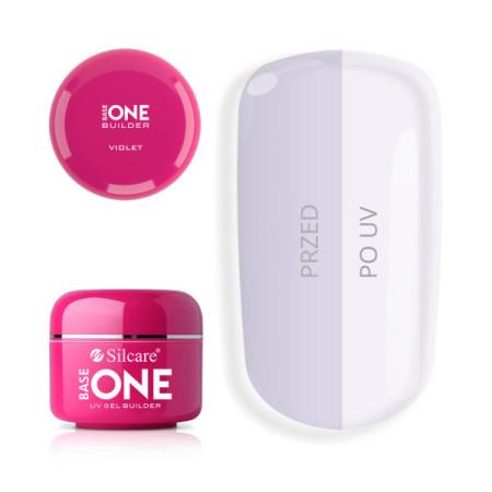 Base one UV gél Violet 50 g NechtovyRAJ.sk - Daj svojim nechtom všetko, čo potrebujú