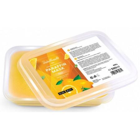 Isabellenails kozmetický parafín citrón 500 ml NechtovyRAJ.sk - Daj svojim nechtom všetko, čo potrebujú