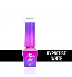 MOLLY LAC gél lak - Hypnotise White 5ML
