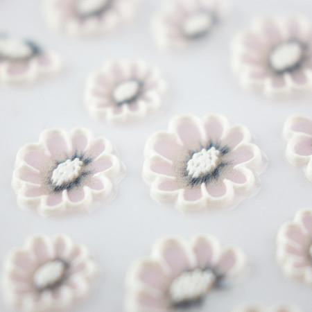 5D nálepka na nechty 15 - kvety NechtovyRAJ.sk - Daj svojim nechtom všetko, čo potrebujú