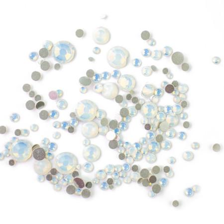 Zirkónové kamienky opal mix - biele AB, 350 ks NechtovyRAJ.sk - Daj svojim nechtom všetko, čo potrebujú