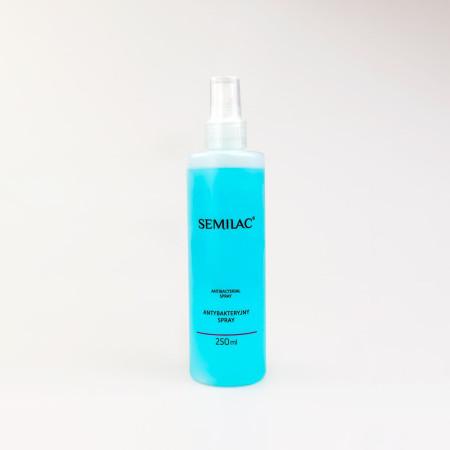 Semilac antibakteriálny sprej 250ml NechtovyRAJ.sk - Daj svojim nechtom všetko, čo potrebujú