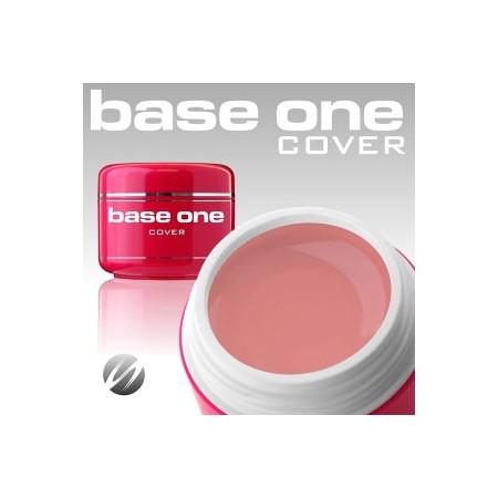 Base one UV gél Cover - kamufláž,make up 50g
