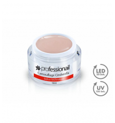 LED-UV GÉL KAMUFLÁŽ CINDERELLA 15ML PROFESSIONAIL™