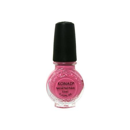 Konad pečiatkovací lak na nechty 11ml pastel ružový NechtovyRAJ.sk - Daj svojim nechtom všetko, čo potrebujú