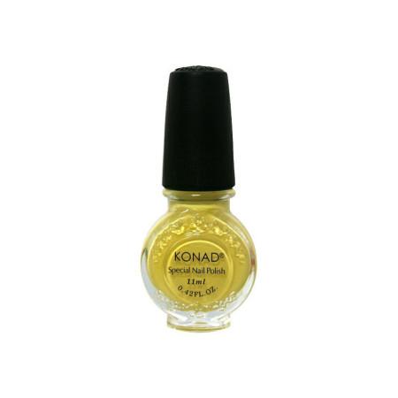 Konad pečiatkovací lak na nechty 11ml žltý pastel NechtovyRAJ.sk - Daj svojim nechtom všetko, čo potrebujú