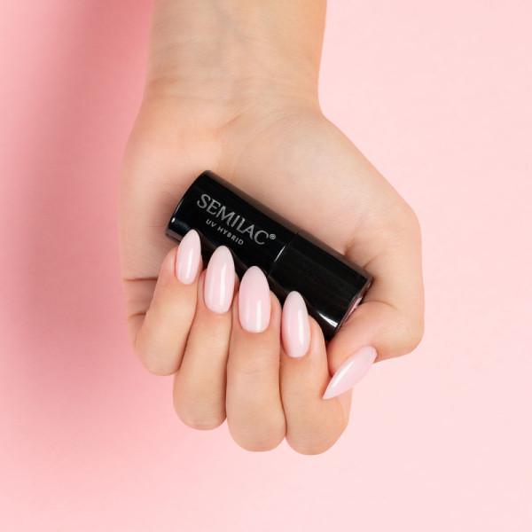 Semilac Extend 5v1 809 Tender Pink 7ml NechtovyRAJ.sk - Daj svojim nechtom všetko, čo potrebujú
