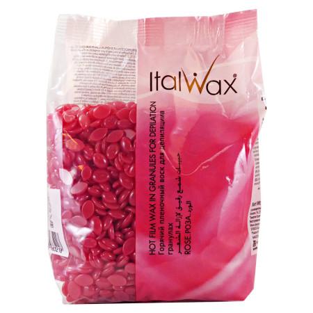 ItalWax filmwax - zrniečka vosku ruža 500g NechtovyRAJ.sk - Daj svojim nechtom všetko, čo potrebujú