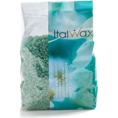 ItalWax filmwax - zrniečka vosku azulén 500g NechtovyRAJ.sk - Daj svojim nechtom všetko, čo potrebujú