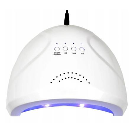 UV / LED lampa ALLLE1 48W biela NechtovyRAJ.sk - Daj svojim nechtom všetko, čo potrebujú