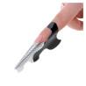 Šablóny na nechty Molly Premium Aluminium 100ks NechtovyRAJ.sk - Daj svojim nechtom všetko, čo potrebujú