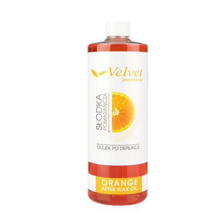 Erbel Velvet olej po depilácii pomaranč 500 ml NechtovyRAJ.sk - Daj svojim nechtom všetko, čo potrebujú
