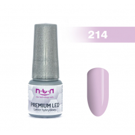 NTN Premium Led gél lak 214 6ml NechtovyRAJ.sk - Daj svojim nechtom všetko, čo potrebujú