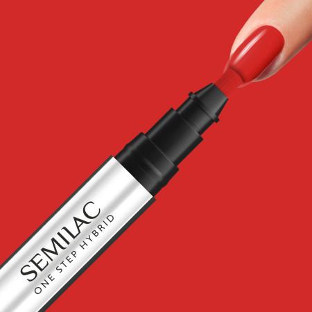Semilac One Step gél lak S530 Scarlet NechtovyRAJ.sk - Daj svojim nechtom všetko, čo potrebujú