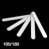Pilník biely rovný 100/180 NechtovyRAJ.sk - Daj svojim nechtom všetko, čo potrebujú