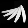 Pilník biely lodička 180/240 NechtovyRAJ.sk - Daj svojim nechtom všetko, čo potrebujú