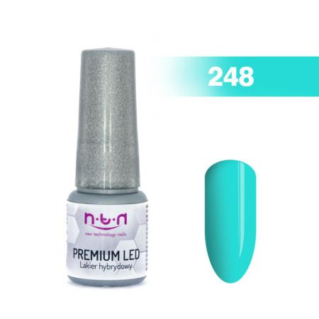 NTN Premium Led gél lak 248 6ml NechtovyRAJ.sk - Daj svojim nechtom všetko, čo potrebujú