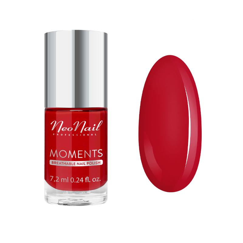 LAK NA NECHTY NEONAIL® 7,2ML Sexy Red Červená
