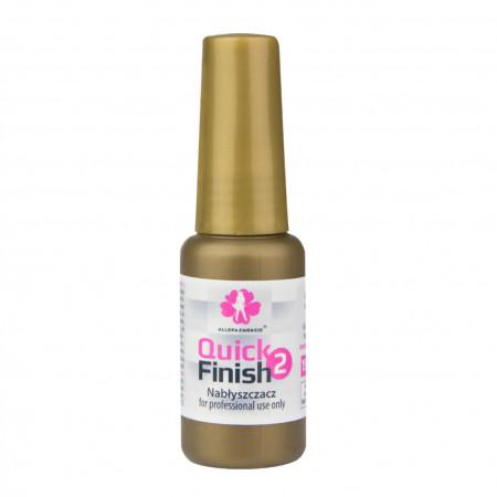 UV gél Quick finish 2 - výpotkový 15 ml NechtovyRAJ.sk - Daj svojim nechtom všetko, čo potrebujú
