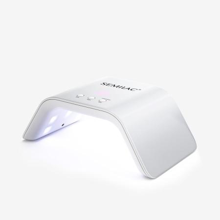 Semilac UV/LED lampa 36 W biela strieška NechtovyRAJ.sk - Daj svojim nechtom všetko, čo potrebujú