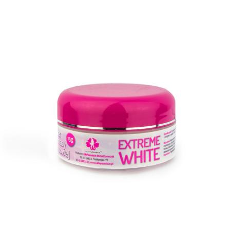 Akrylový prášok extreme white 30 g NechtovyRAJ.sk - Daj svojim nechtom všetko, čo potrebujú