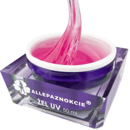 Stavebný uv gél Perfect French Transp. pink 50 ml NechtovyRAJ.sk - Daj svojim nechtom všetko, čo potrebujú