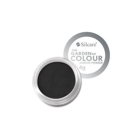 Akrylová farba na nechty čierna č.49 10 ml NechtovyRAJ.sk - Daj svojim nechtom všetko, čo potrebujú