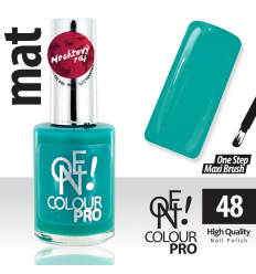 Lak na nechty-ONE COLOUR  MAT 48