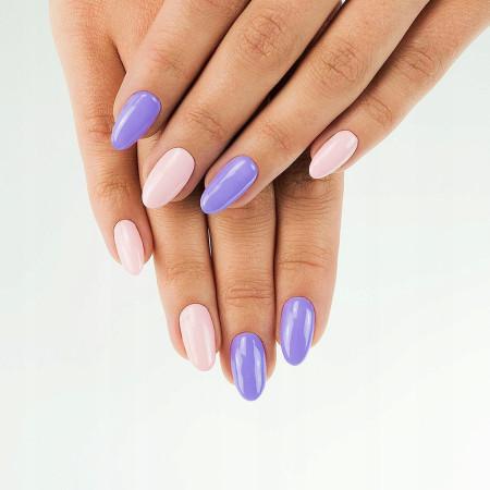 Semilac - pastelový gél lak Medium Violet 280 7ml NechtovyRAJ.sk - Daj svojim nechtom všetko, čo potrebujú