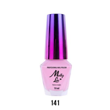 LAK NA NECHTY Molly Lac® Bikini č.141 10ml NechtovyRAJ.sk - Daj svojim nechtom všetko, čo potrebujú