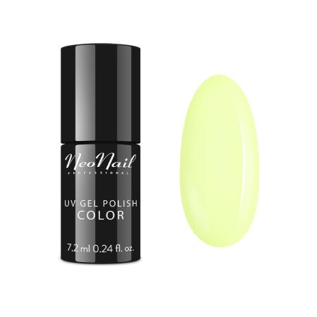 Gél lak NeoNail® Yellow Bahama 7,2 ml NechtovyRAJ.sk - Daj svojim nechtom všetko, čo potrebujú