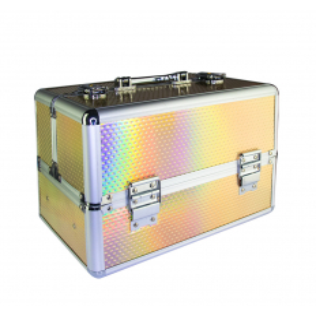 Kozmetický kufrík Unicorn ružový 603-13 NechtovyRAJ.sk - Daj svojim nechtom všetko, čo potrebujú