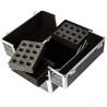 Kozmetický kufrík Unicorn zlatý 603-14 NechtovyRAJ.sk - Daj svojim nechtom všetko, čo potrebujú
