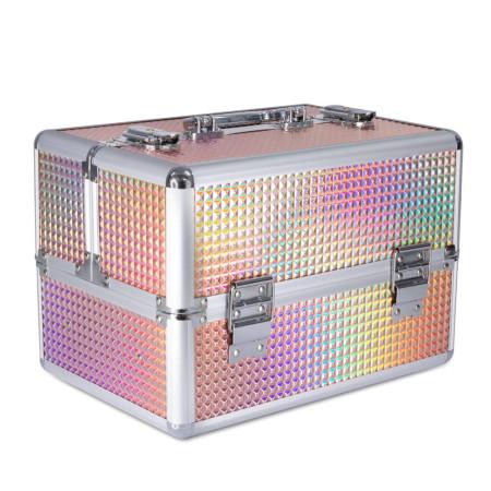 Kozmetický kufrík na lampu De Luxe K105-6H NechtovyRAJ.sk - Daj svojim nechtom všetko, čo potrebujú