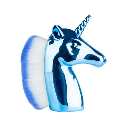 Jednorožec oprašovač na nechty unicorn modrý NechtovyRAJ.sk - Daj svojim nechtom všetko, čo potrebujú