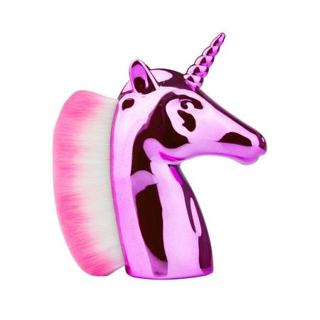Jednorožec oprašovač na nechty unicorn ružový NechtovyRAJ.sk - Daj svojim nechtom všetko, čo potrebujú