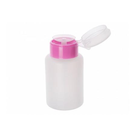 Dávkovač na tekutiny s pumpou ružový 1ks