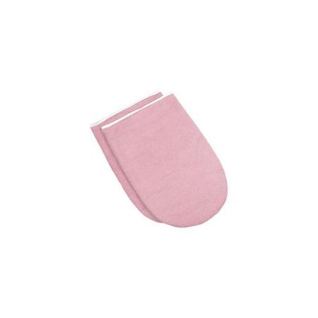 Rukavice Terry - ružové s bielym lemovaním NechtovyRAJ.sk - Daj svojim nechtom všetko, čo potrebujú