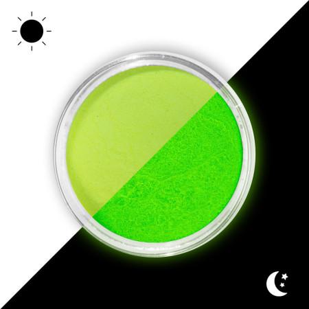 Prášok Lumino - svietiaci v tme 04