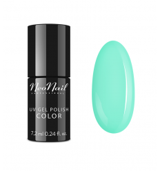 Neonail gél lak - Summer Mint 7,2ml