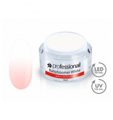 LED-UV GÉL BABYBOOMER-BIELY 15ML PROFESSIONAIL™