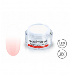 LED-UV GÉL BABYBOOMER-BIELY 5ML PROFESSIONAIL™