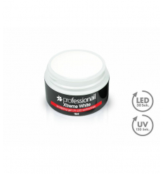 LED-UV GÉL FRENCH XTREME-BIELY 15ML PROFESSIONAIL™