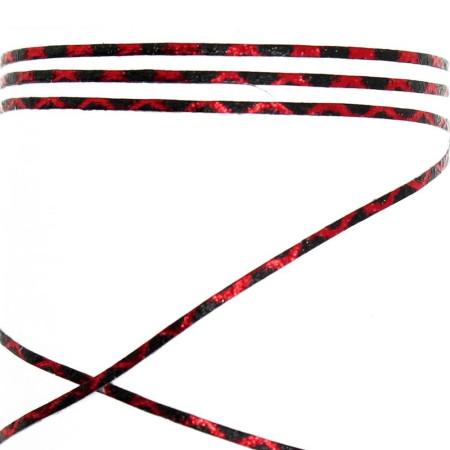 Zdobiaci pásik 20 - čierno červená NechtovyRAJ.sk - Daj svojim nechtom všetko, čo potrebujú