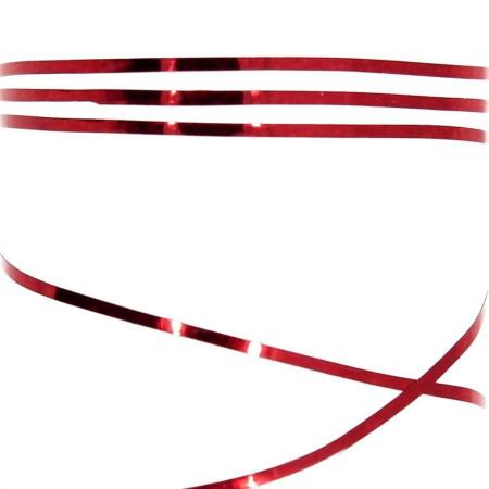 Zdobiaci pásik 4 - červená NechtovyRAJ.sk - Daj svojim nechtom všetko, čo potrebujú