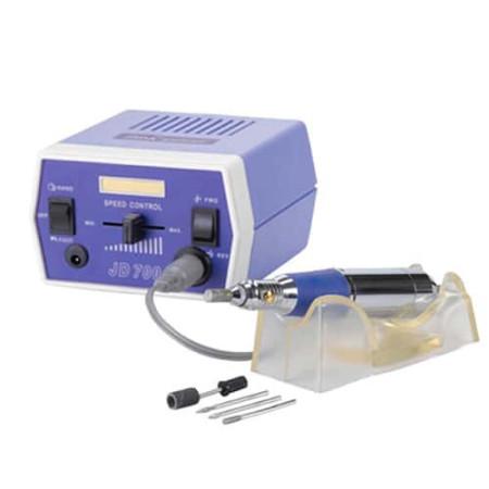 Elektrická brúska na nechty JD 700 fialová NechtovyRAJ.sk - Daj svojim nechtom všetko, čo potrebujú