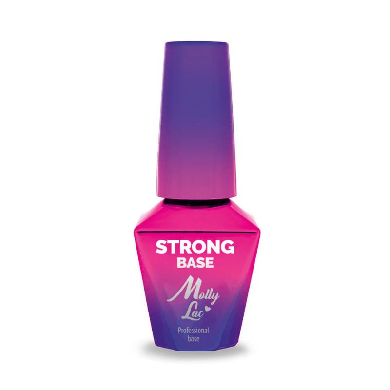 Gél lak Colours by Molly Strong báza 10ml NechtovyRAJ.sk - Daj svojim nechtom všetko, čo potrebujú