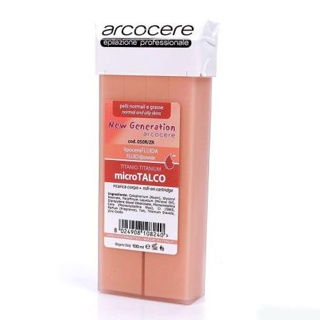 Vosk na depiláciu Arcocere Microtalco titanium 100ml NechtovyRAJ.sk - Daj svojim nechtom všetko, čo potrebujú